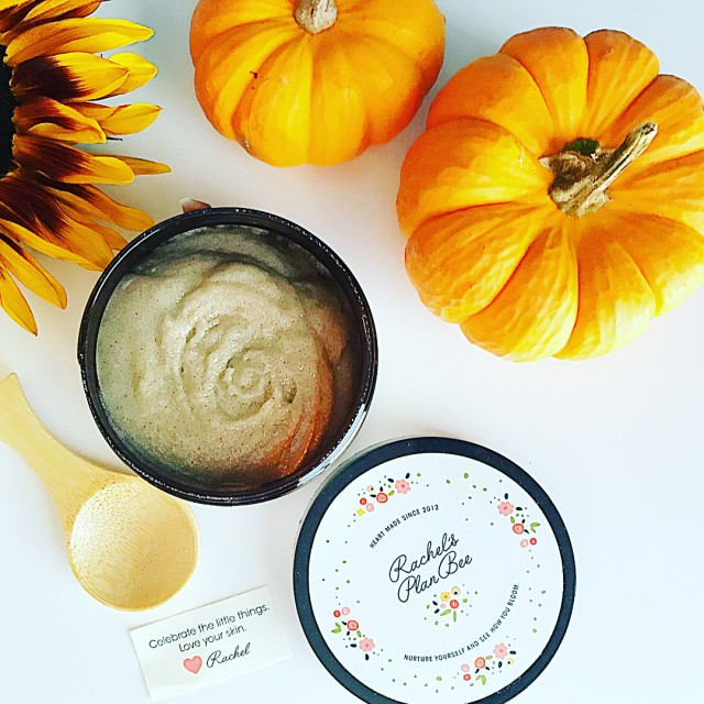 Well hello yummy Sweet Pumpkin Body Polish by rachelsplanbee hellip