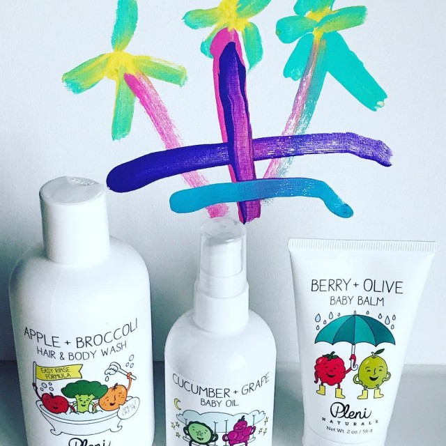 Were loving pleninaturals hair and body wash that are madesafehqhellip