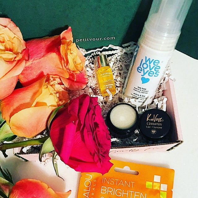 January petitvour cruelty free beauty box is so good Havehellip